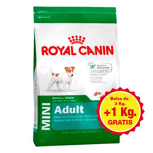 Royal Canin Mini Adulto / KILOS GRATIS! – Tienda de Mascotas ...