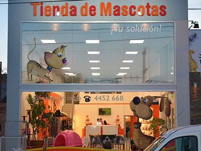 Tienda de Mascotas - Puerto Madryn